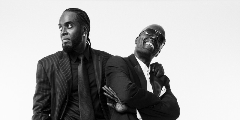 Guy Damon & Aaron Hall
