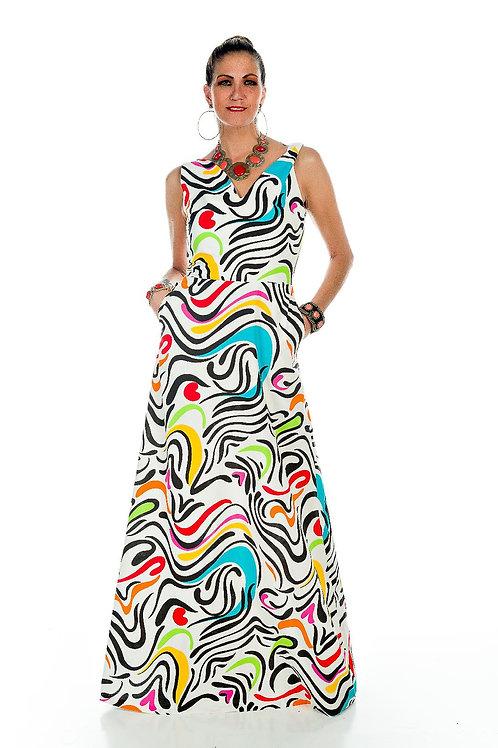 Met-Me Dress