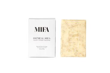 Oatmeal Shea Soap Bar
