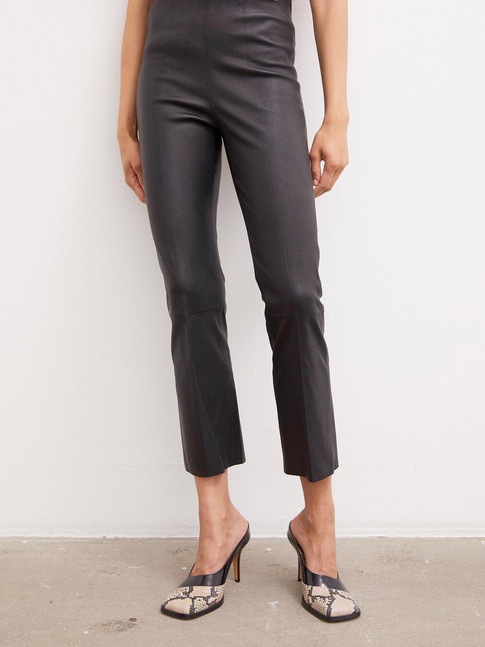 Flor Leather Pant