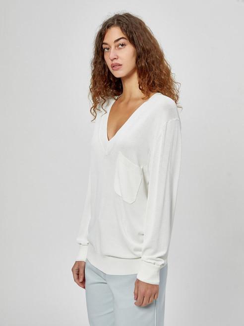 Mar V-Neck Sweater