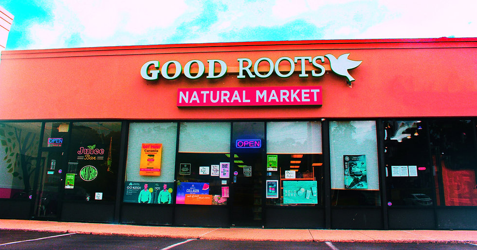 Good Roots Natural Market - Juice Bar &