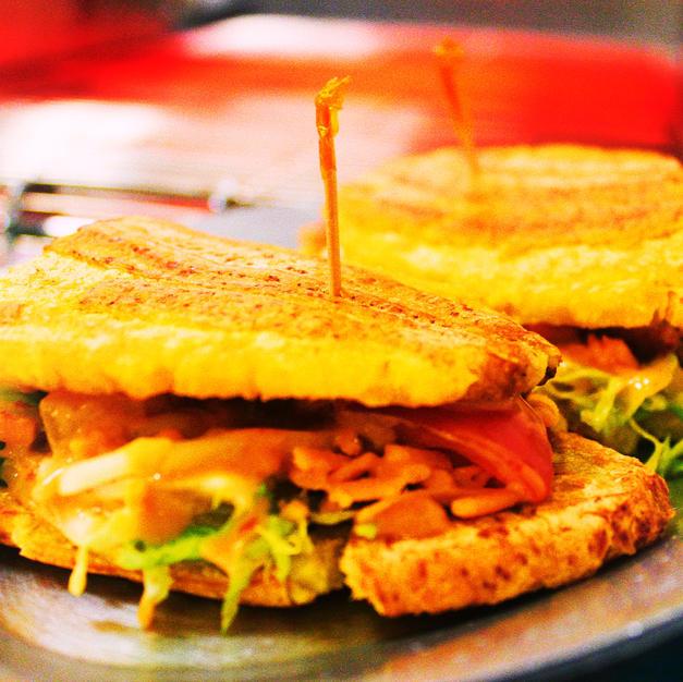 Vegan Patacon Sandwich Rockland County NY