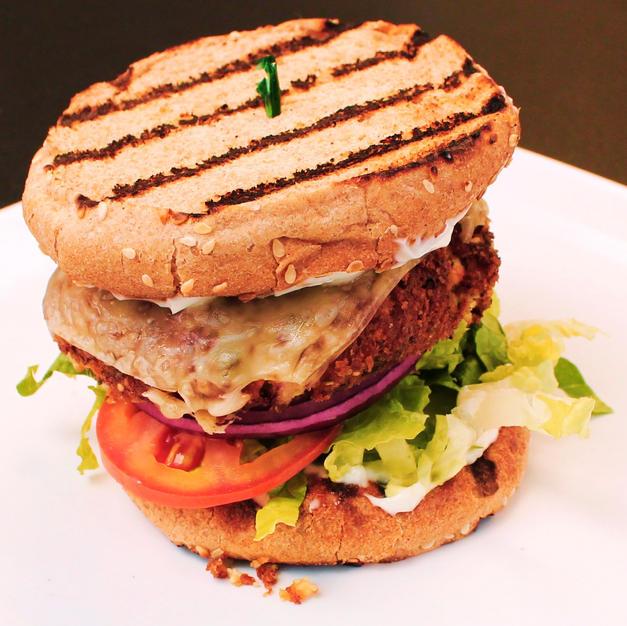 Spanish Flair Sandwich