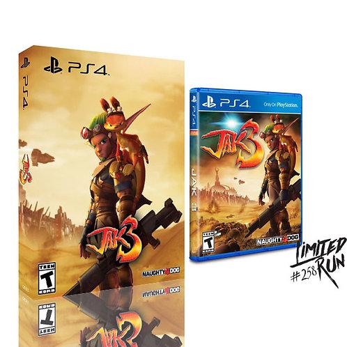 Jak 3 Bundle - Cover + Game (PS4)