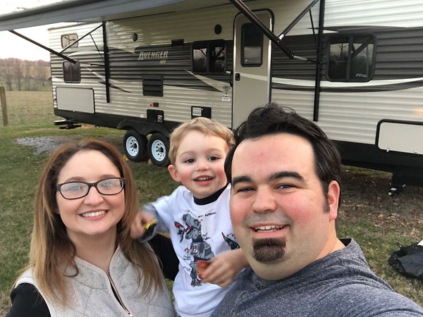 Our Outdoor Family