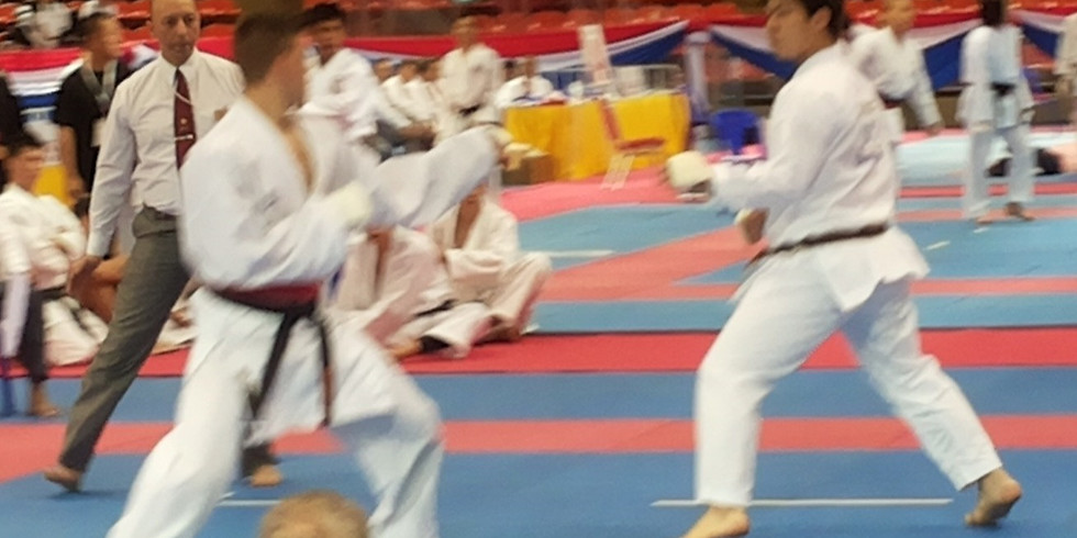 NZ Cup Championships & NZ Secondary Schools Karate Championships