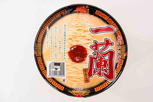 Ichiran Tonkotsu Ramen (4 Total / 1 Type)