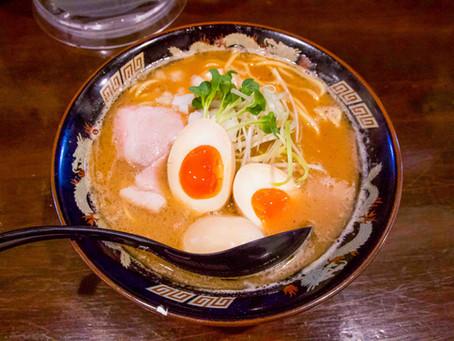 Shinjuku Ramen Shops - BEST 5