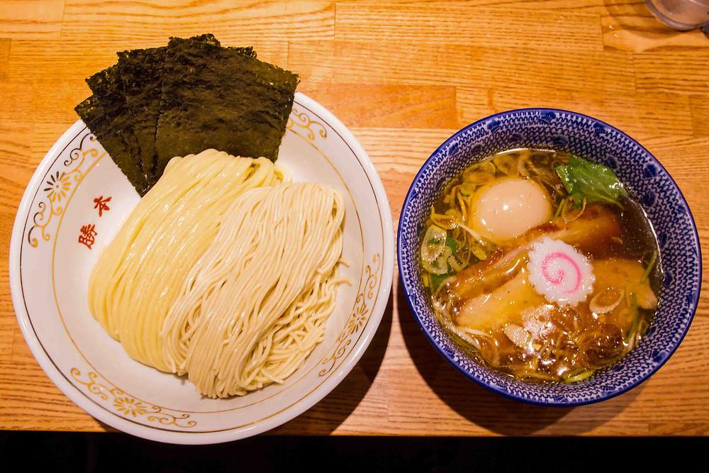 Tokyo Tsukemen - Kanda Katsumoto