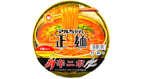 Spicy Niboshi Ramen