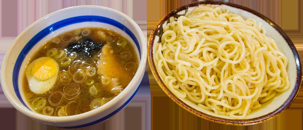 Tsukemen at Taishoken