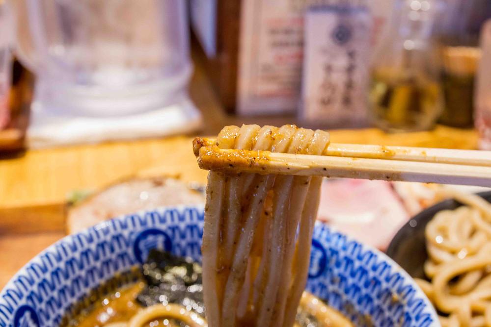 Tomita Ramen - Japan's No.1 Ramen (Tsukemen)