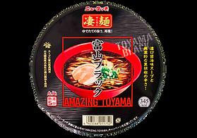 Toyama Black Shoyu Ramen