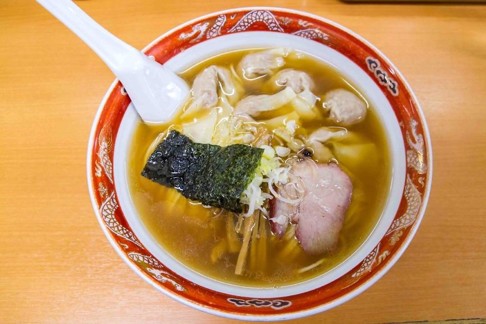 Tokyo Dumpling Ramen - Kazuya