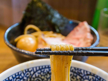 Top 10 Tokyo Tsukemen (Dipping Ramen) Restaurants