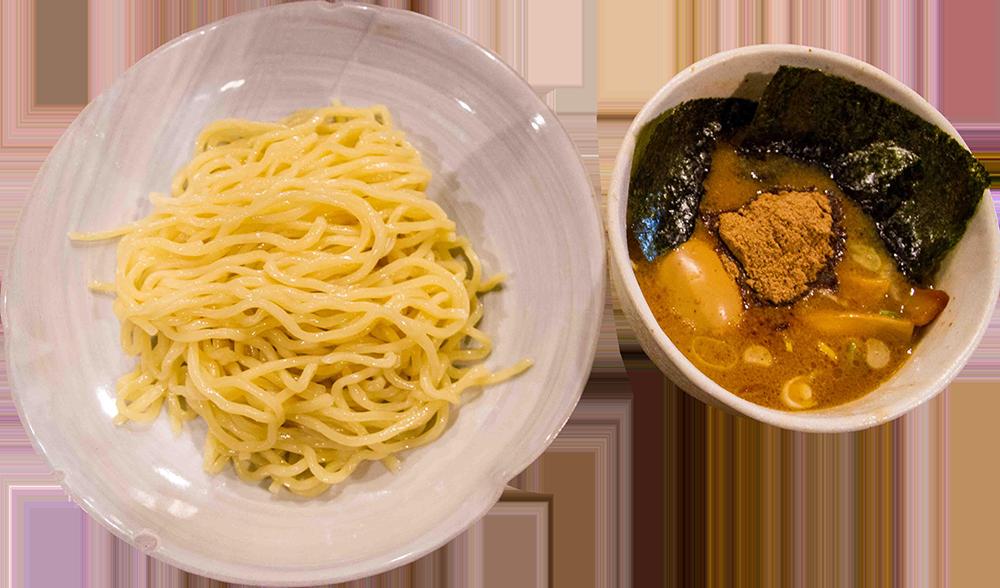 Tsukemen at Fuunji