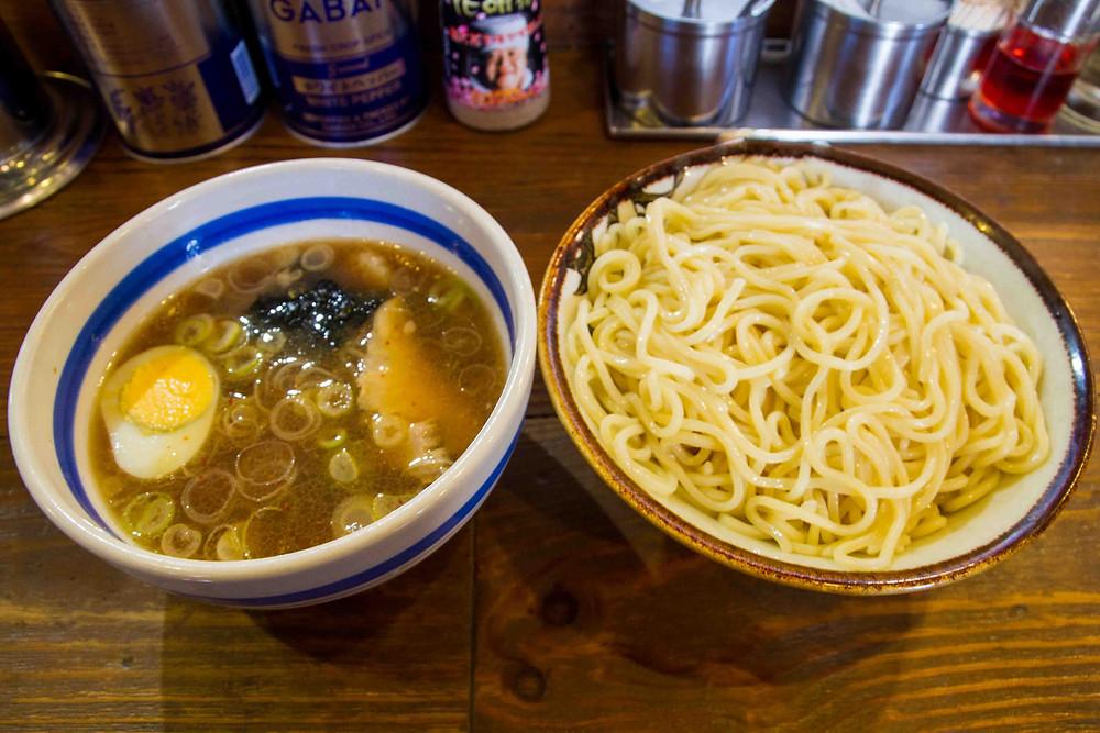 Tokyo Tsukemen - Taishoken