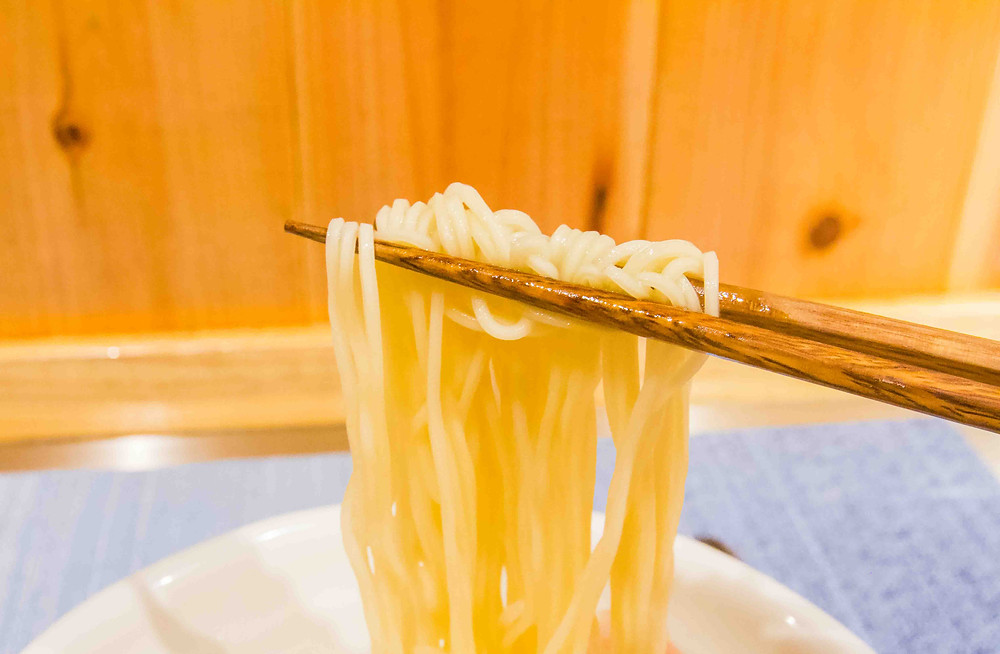 Tokyo Shio Ramen - Seijo Noodles