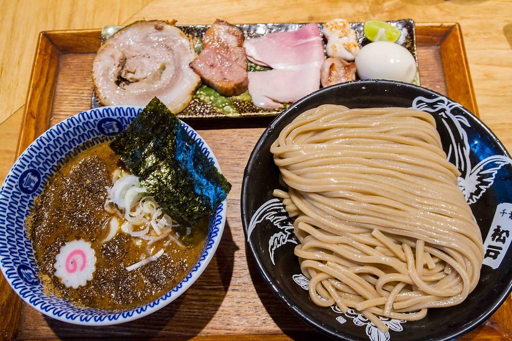 Tokyo Tsukemen - Tomita Ramen