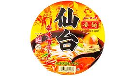 Sendai Spicy Miso Ramen
