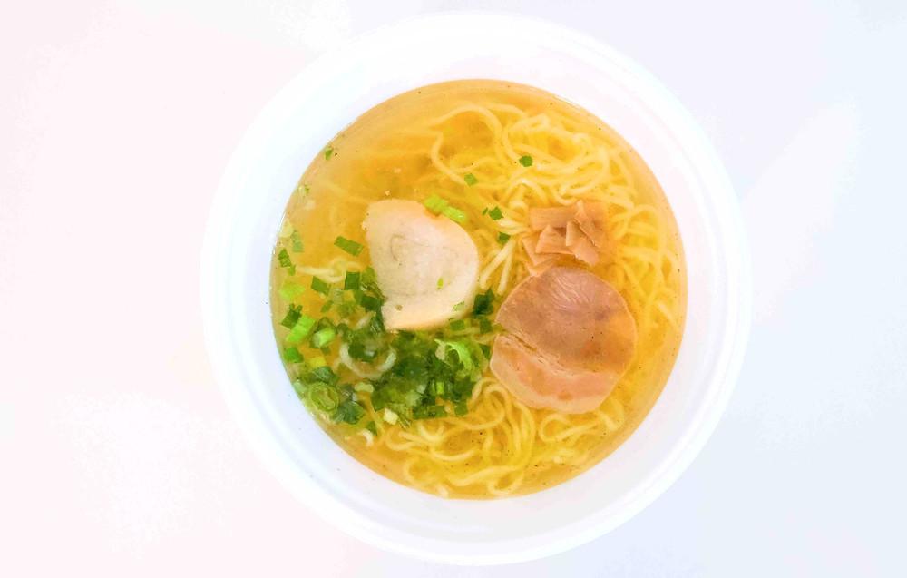 Best Instant Ramen - Hakodate Shio