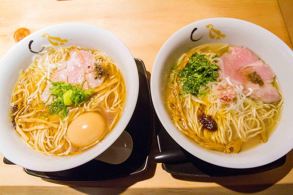 Michelin Star Ramen in Tokyo - Soba House