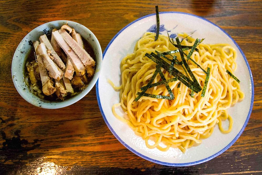 Tokyo Tsukemen - Maruchou