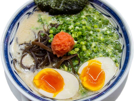 Ramen Types - The Big 4