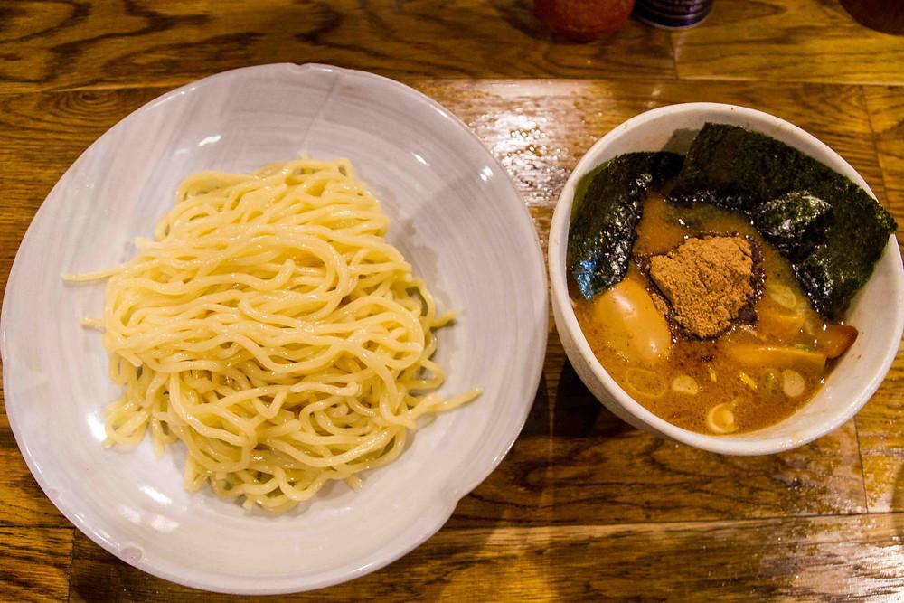 Tokyo tsukemen - Fuunji