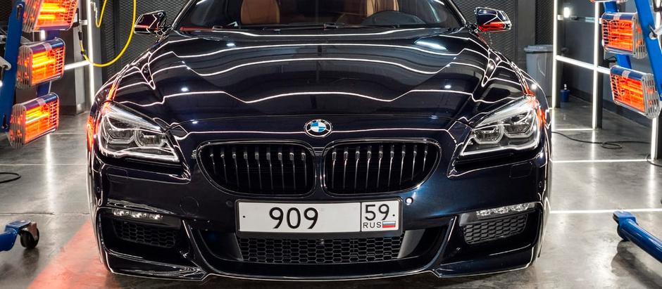 BMW 6 серии - колоритный красавец!