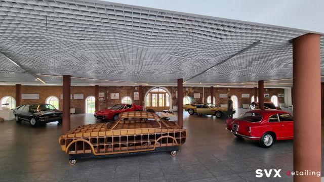 Подготовка итальянских ретрокаров для международной выставки Иннопром 2021