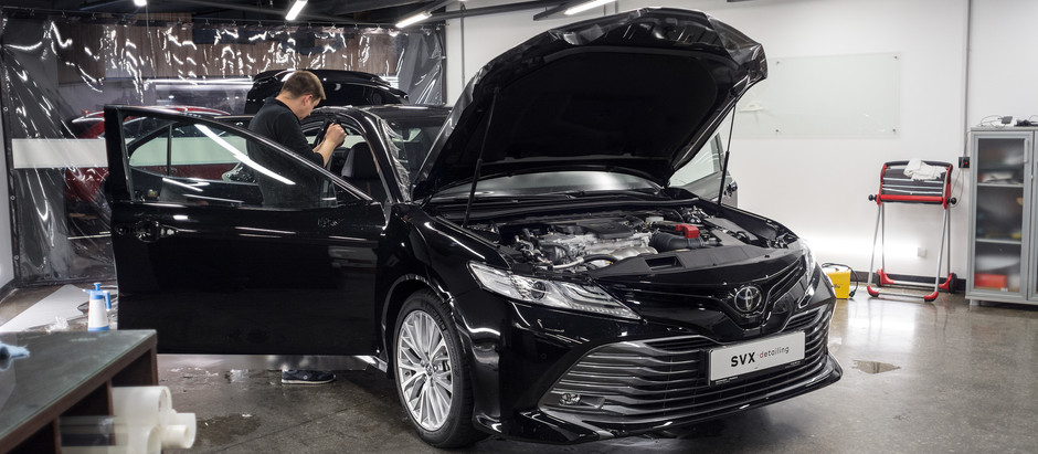 Максимальная защита кузова автомобиля 👌