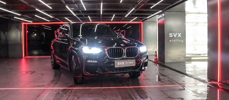 BMW X4: важная профилактика
