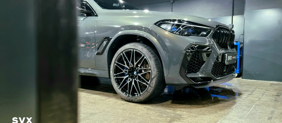 Комплексная защита BMW Х6М