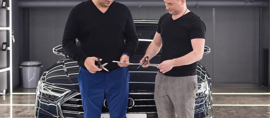 В Екатеринбурге открылась автомойка будущего