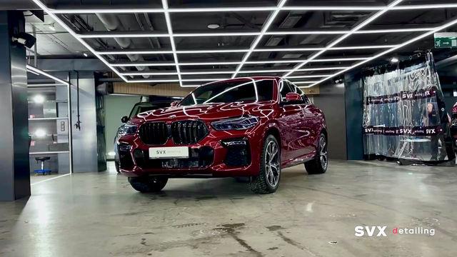 Безупречный BMW X6