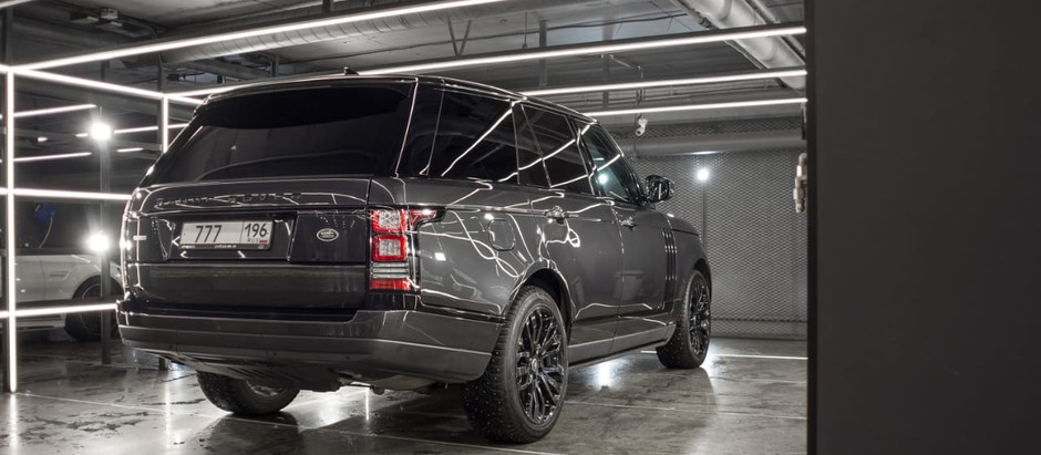 Комплексное обслуживание Range Rover