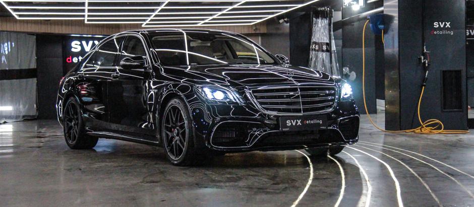 Mercedes S 63: индивидуальный подход