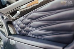 Mercedes SL AMG BLACK SERIES LOOK