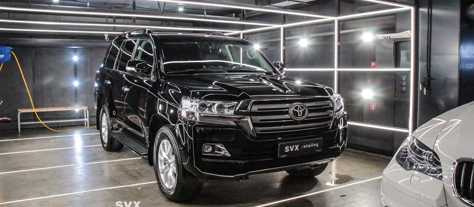 Toyota Land Cruiser 200: снова как новый