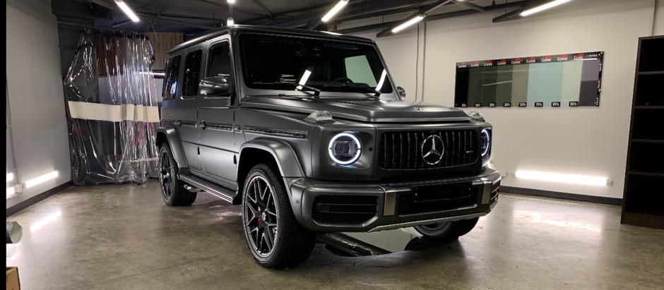 Mercedes G63: Идеальный надолго
