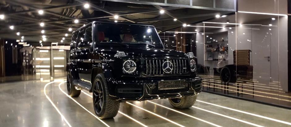 Mercedes G63: безупречность надолго