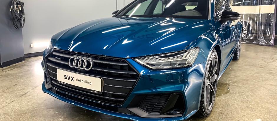 Оклейка кузова Audi A7