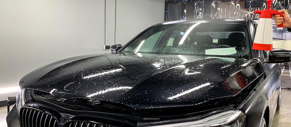 Матовый автомобиль: особый подход