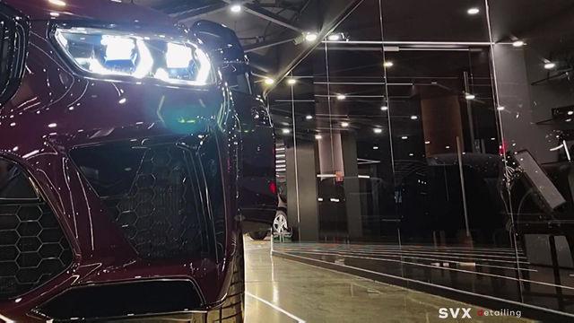Комплексная защита BMW X5 M Competition