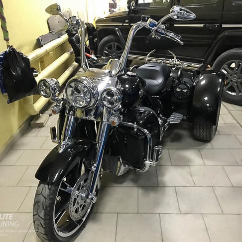 Трайк Harley-Davidson