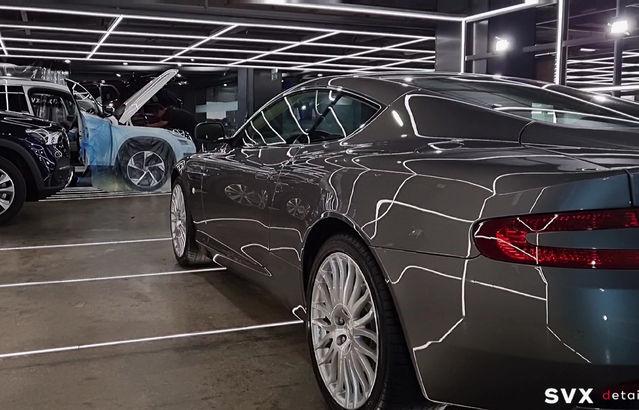 Комплекс для эксклюзивного Aston Martin