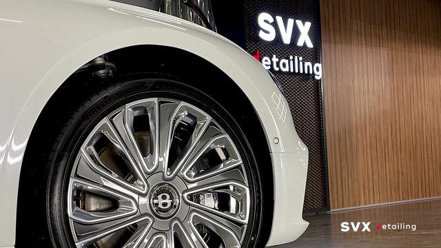 Комплексная защита редкого и эксклюзивного Bentley Continental GT Mulliner