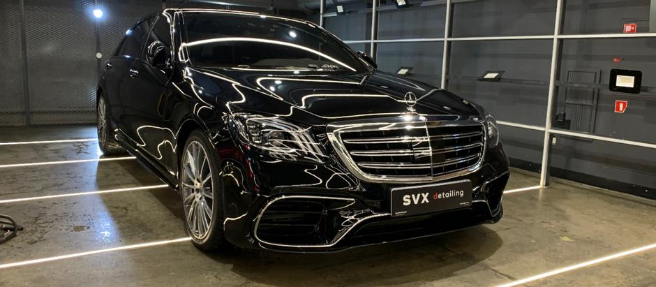 Mercedes S-Class: продлить защиту